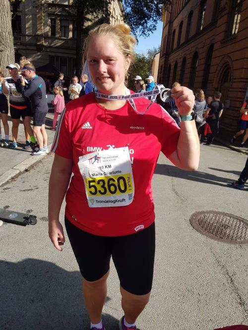 Maratonkvinnen